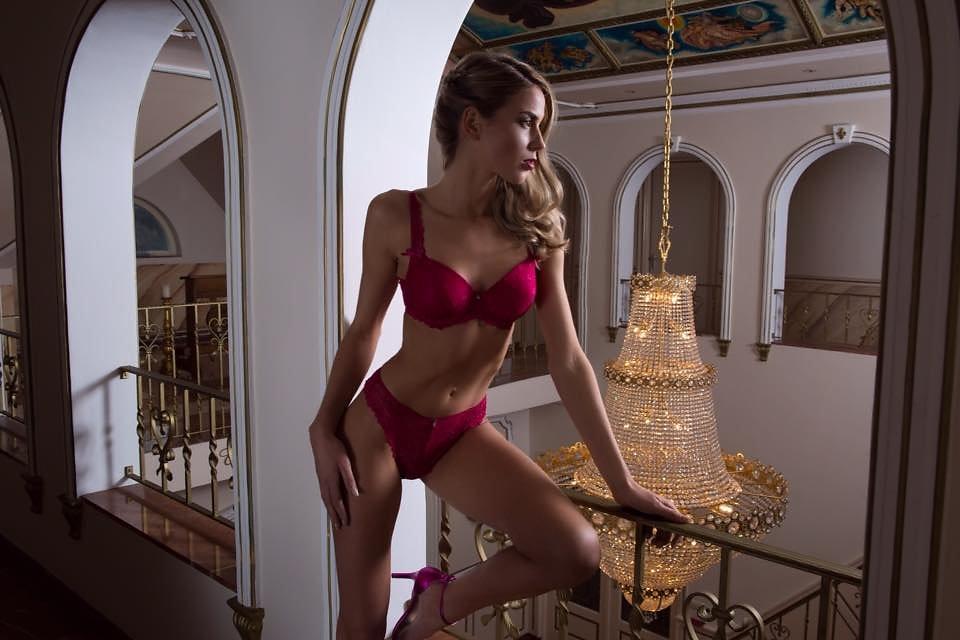 Fabienne Hansoul lingerie